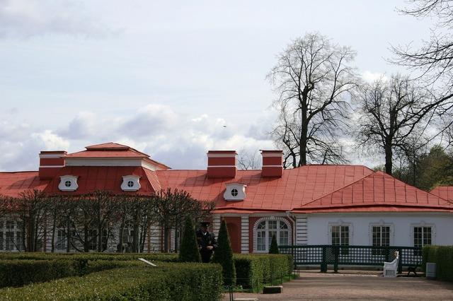 Monplaisir palace building historic, architecture buildings.
