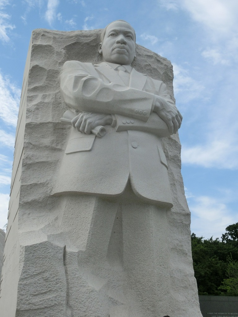 Monument martin luther king places of interest, architecture buildings.