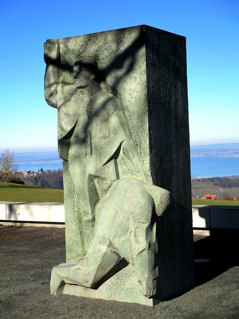 Monument sculpture bildhauerhunst, architecture buildings.