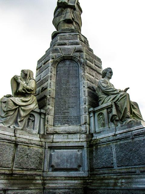 Monument statue architecture, architecture buildings.