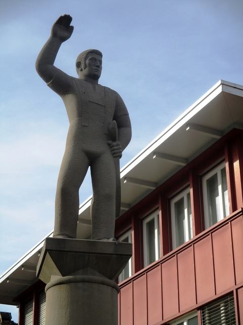 Monument statue landmark, architecture buildings.