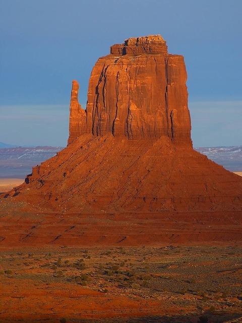 Monument valley arizona usa.
