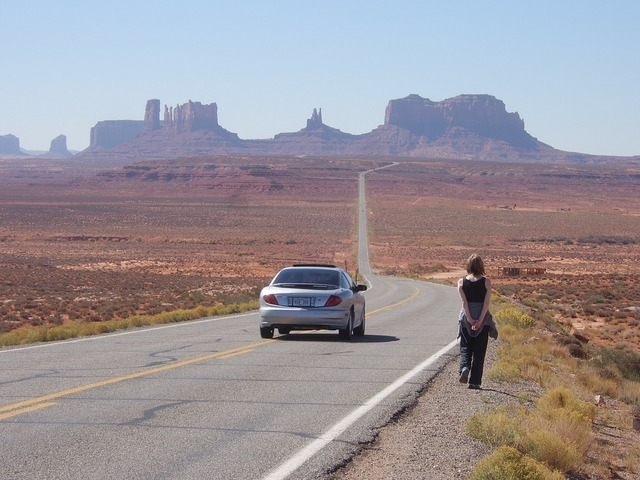 Monument valley usa, architecture buildings.