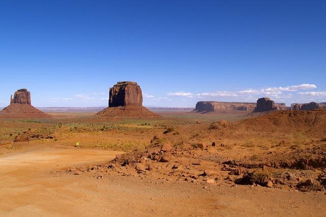 Monument valley utah usa, nature landscapes.