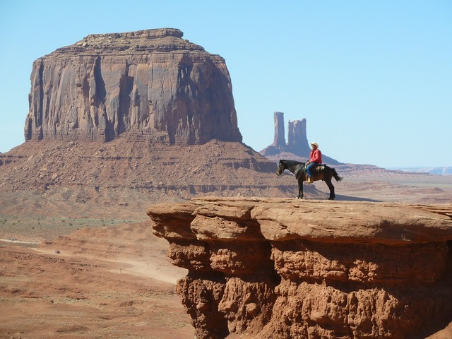 Monument valley western wild west.