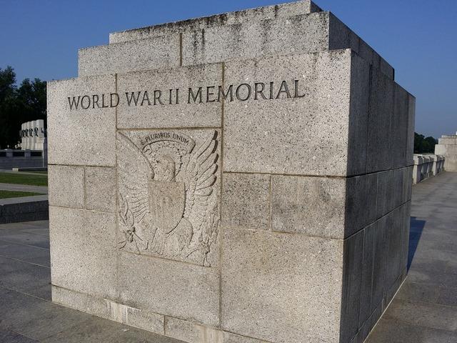 Monument world war ii memorial, architecture buildings.