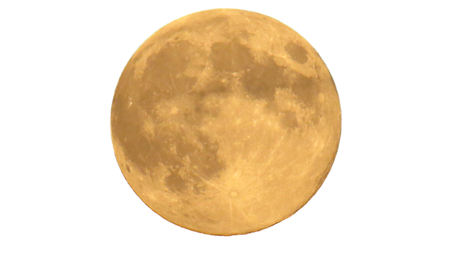 Moon the fullness of full moon, nature landscapes.