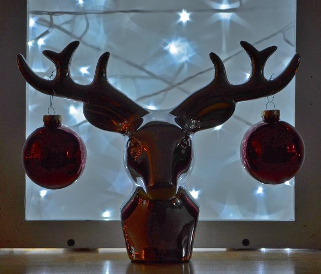 Moose balls christmas balls, backgrounds textures.