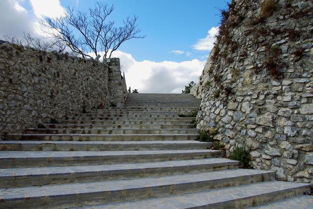 Morano calabria castle.