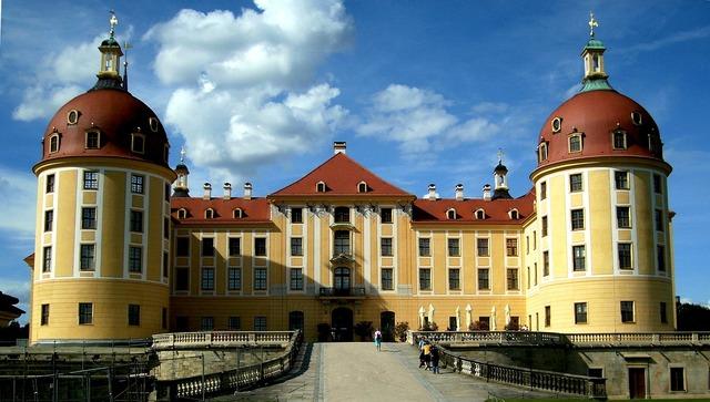 Moritz castle architecture castle, architecture buildings.