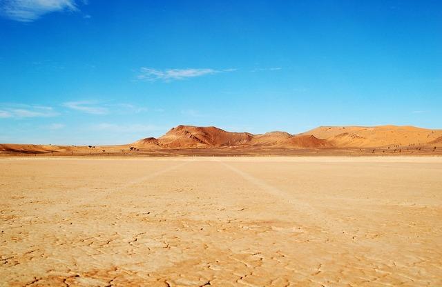 Morocco africa desert, nature landscapes.