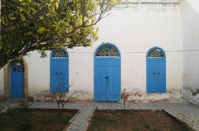 Morocco doors architecture, architecture buildings.