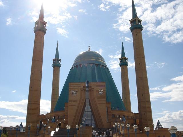 Mosque azerbaijan islam, religion.
