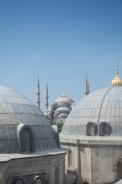 Mosque istanbul turkey, architecture buildings.