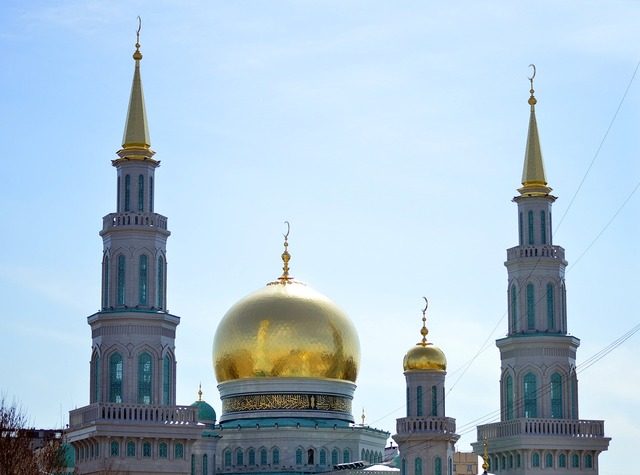 Mosque moscow russia, religion.
