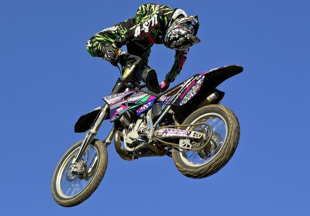 Motocross fmx italy.