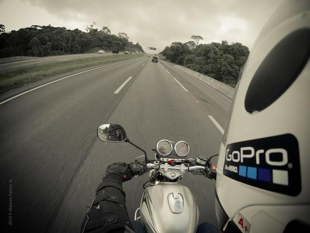 Motorcycle moto bike gopro, travel vacation.