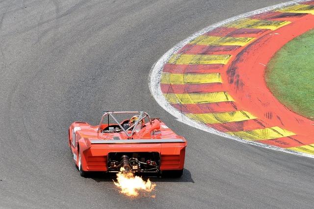 Motorsport oldtimer spa classics.