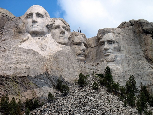 Mount rushmore maintenance presidents, architecture buildings.