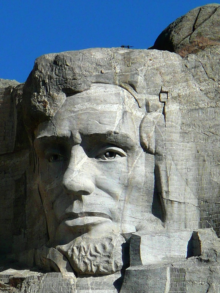 Mount rushmore presidents abraham lincoln, architecture buildings.