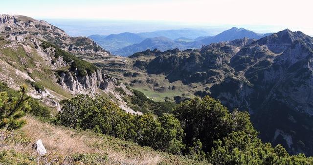 Mountain landscape hills, nature landscapes.