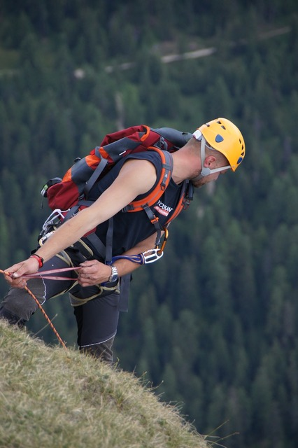 Mountaineering mountaineer mountain, nature landscapes.
