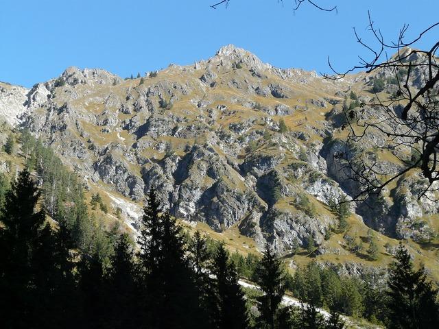 Mountains alpine allgäu.