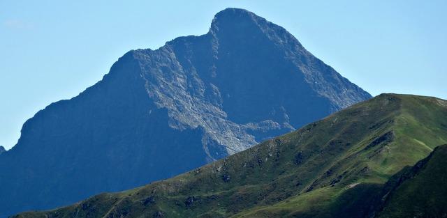 Mountains tatry krivan.