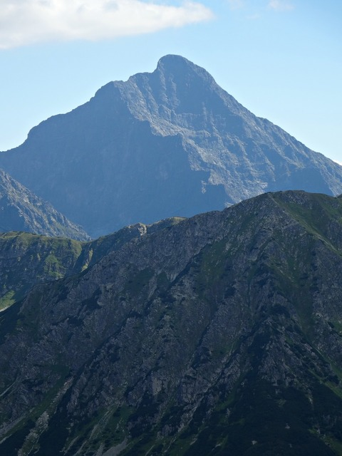 Mountains tatry top.