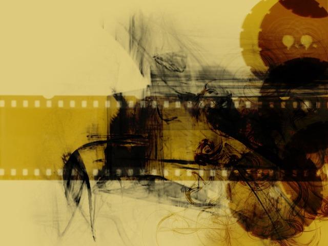 Movie texture grunge, backgrounds textures.