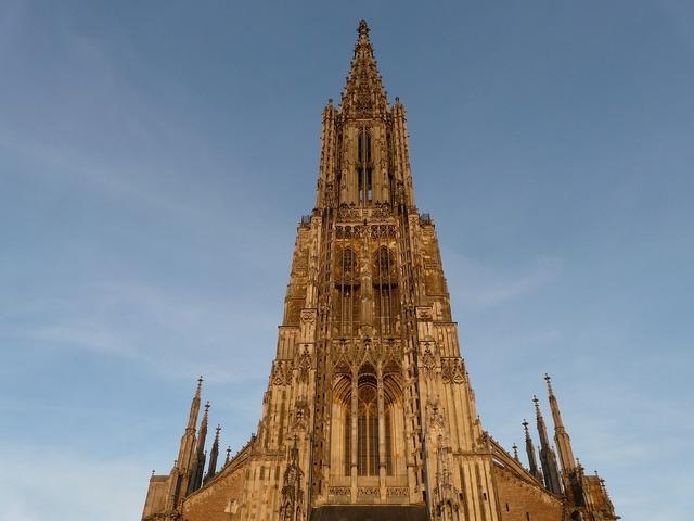 Münster dom church, religion.