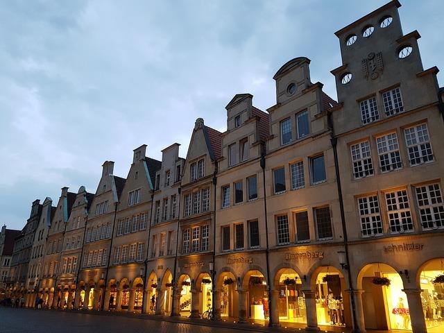 Münster principal market westfalen.