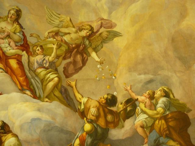 Mural painting art, religion.