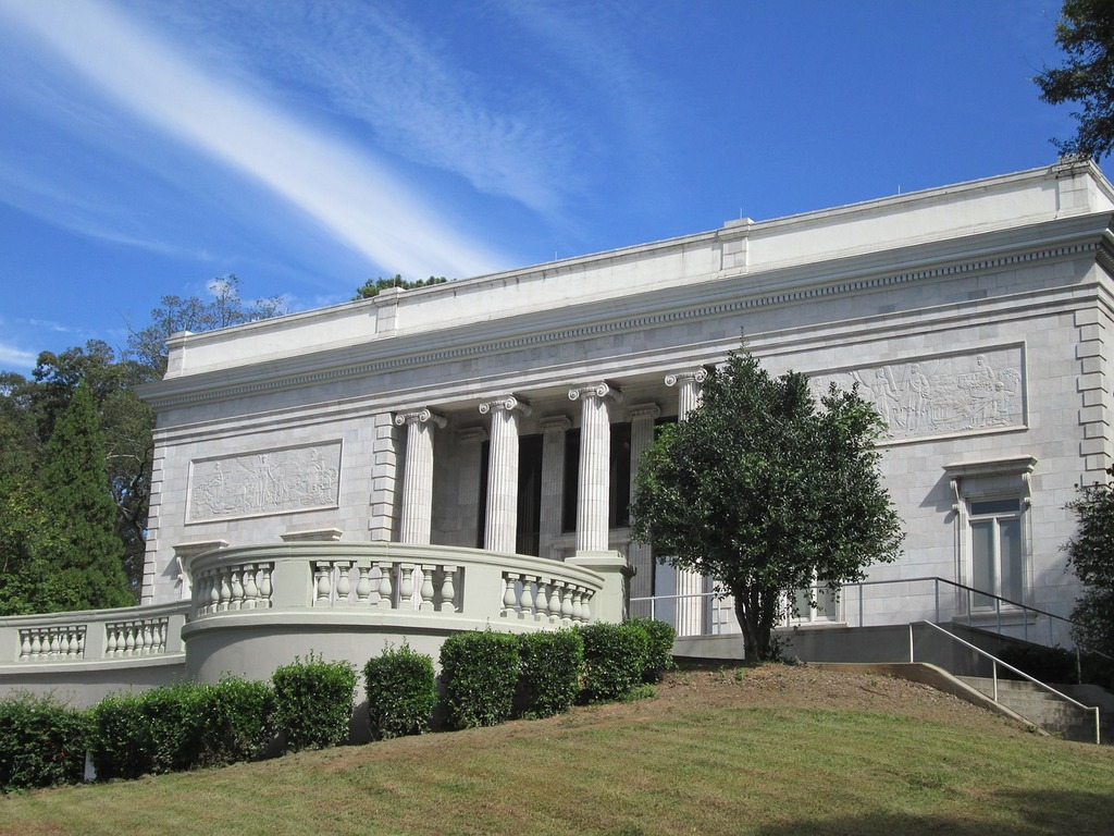Museum civil war atlanta, places monuments.