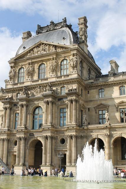 Museum louvre louvre museum.