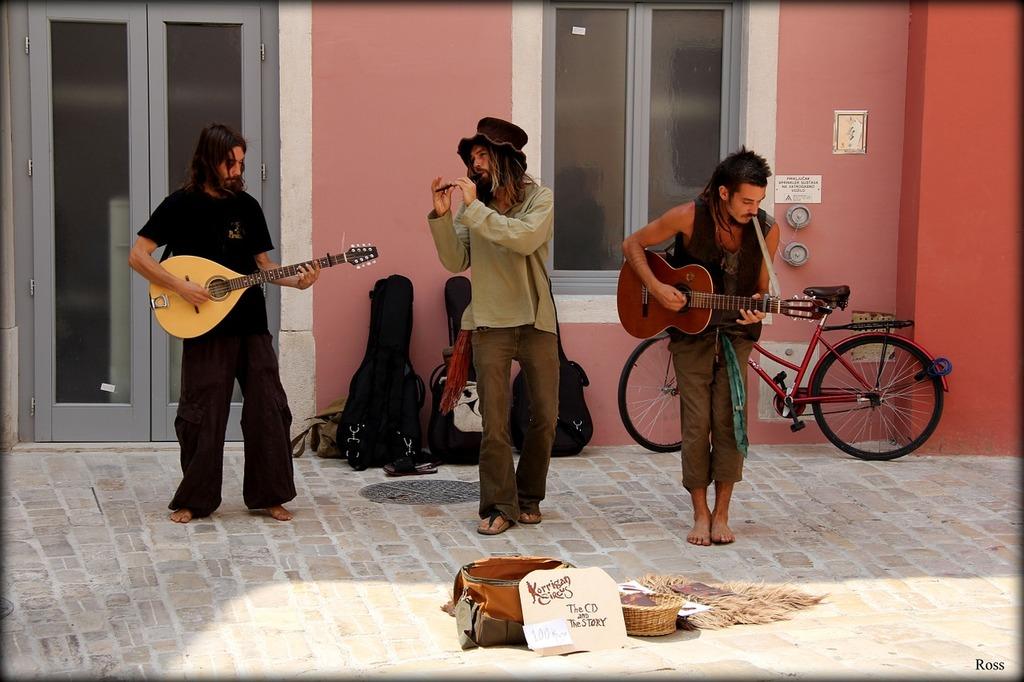 Music road artists, music.