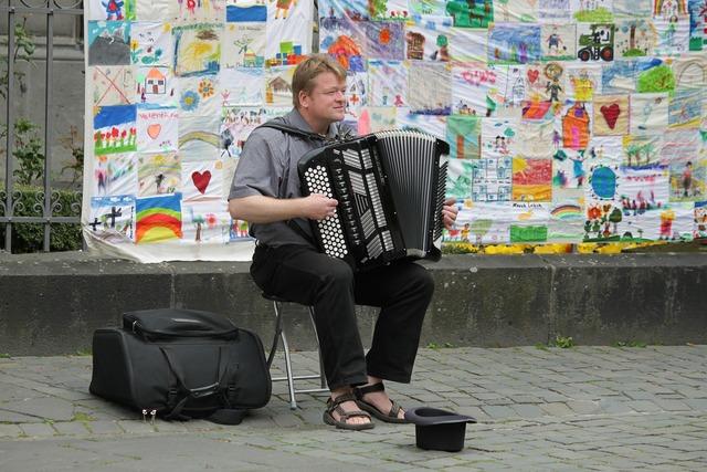 Musician street musician music, music.
