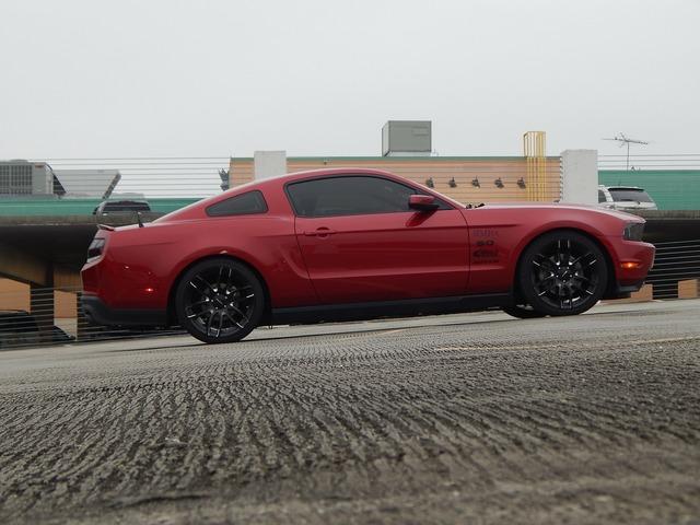 Mustang racing car automobile, transportation traffic.