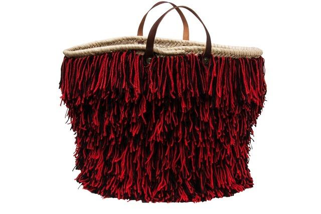 Nakwa basket bag.