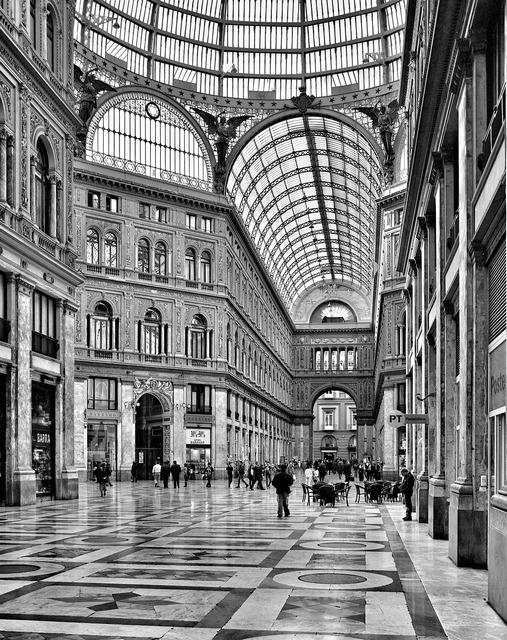 Naples gallery italy.