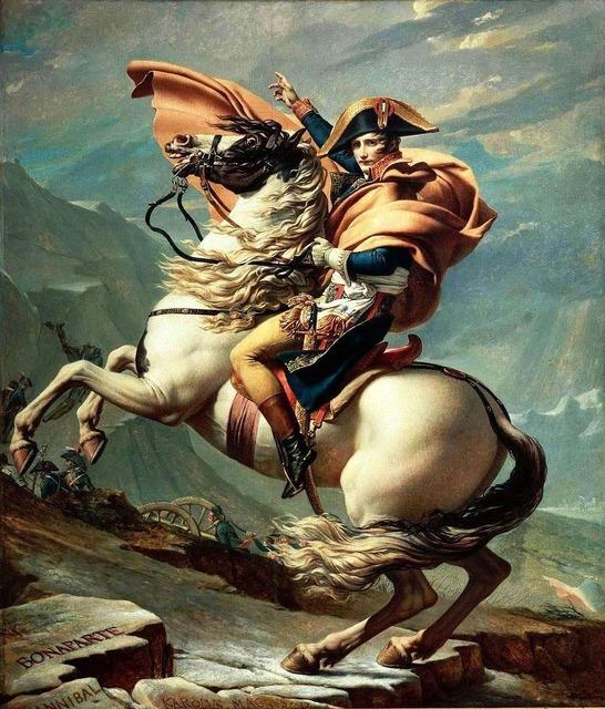 Napoleon bonaparte emperor france.