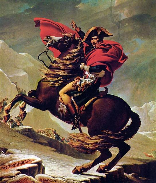 Napoleon bonaparte france emperor.