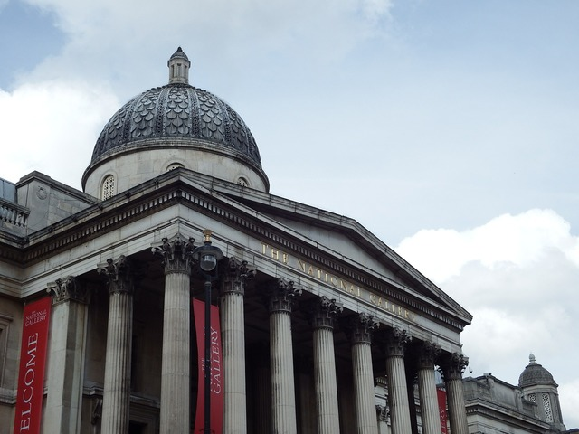 National art gallery, architecture buildings.