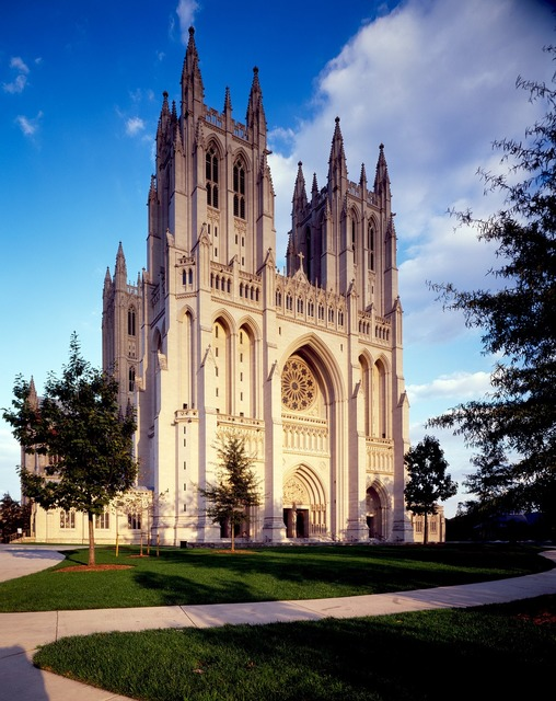 National cathedral architecture landmark, architecture buildings.