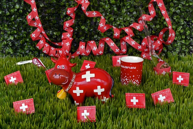 National day switzerland celebrate.
