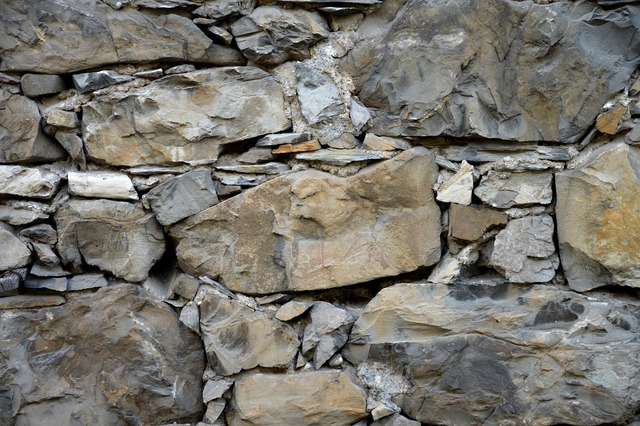 Natural stone wall texture stones, backgrounds textures.