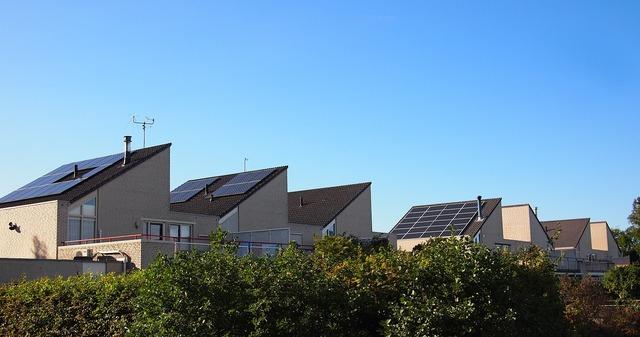 Netherlands almere solar panels, architecture buildings.