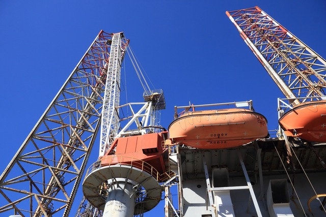 Netherlands ijmuiden drilling.