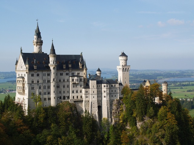 Neuschwanstein bavaria germany.