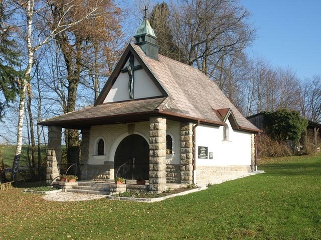 Neustadtl lueger kapelle chapel, architecture buildings.